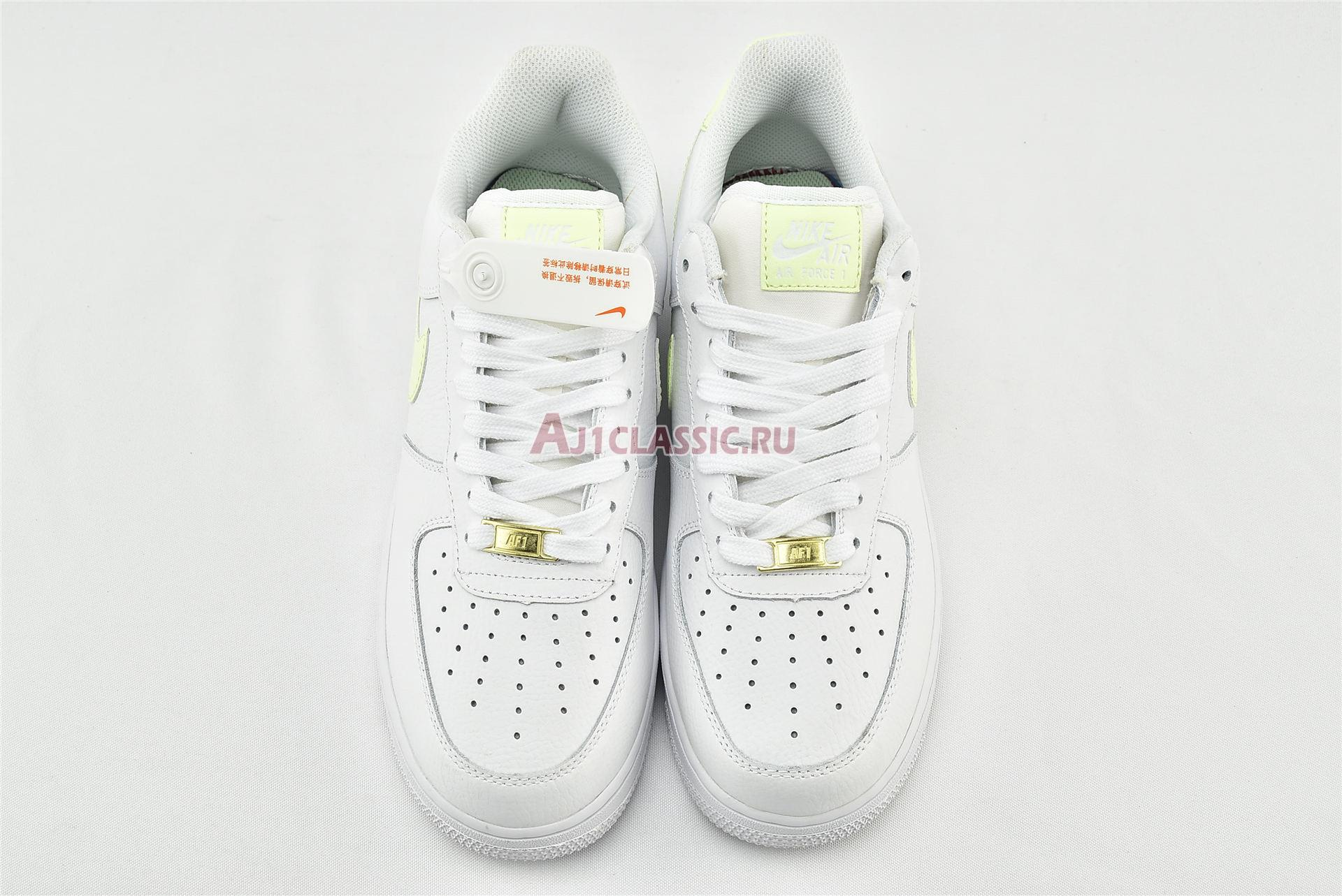 """Nike Air Force 1 Low """"Barely Volt"""" 315115-155"""