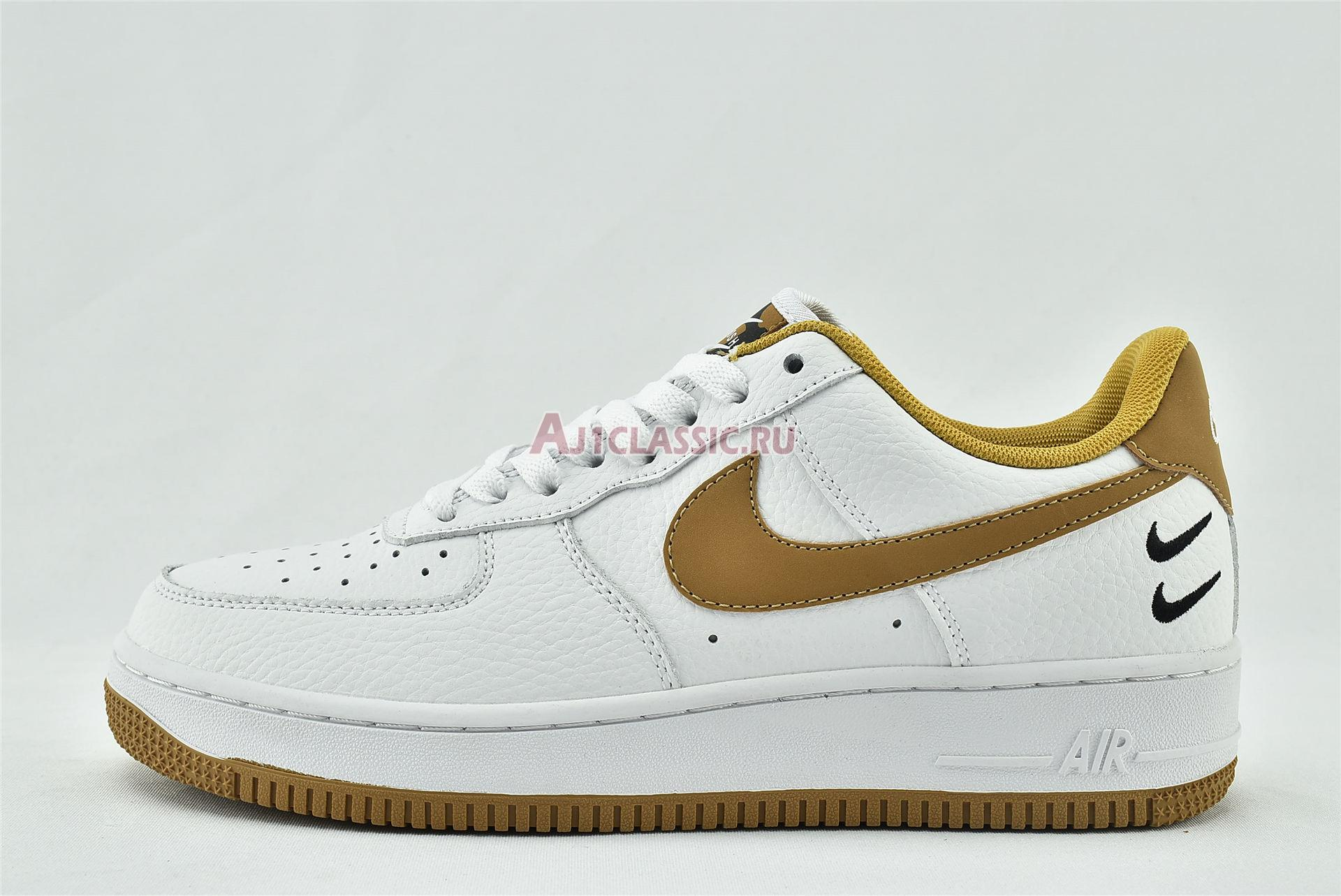 """Nike Air Force 1 Low """"With Dual Heel Swooshes"""" DH2947-100"""