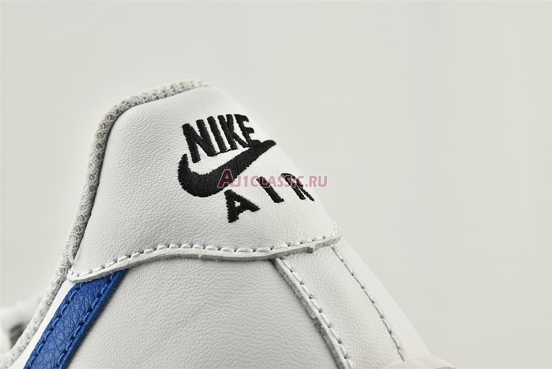 """Nike Air Force 1 07 Low """"Mismatched Swooshes - White"""" CT2816-100"""