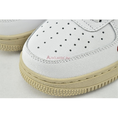 Kith x Nike Air Force 1 Low France CZ7927-100 White/Red/Blue Sneakers