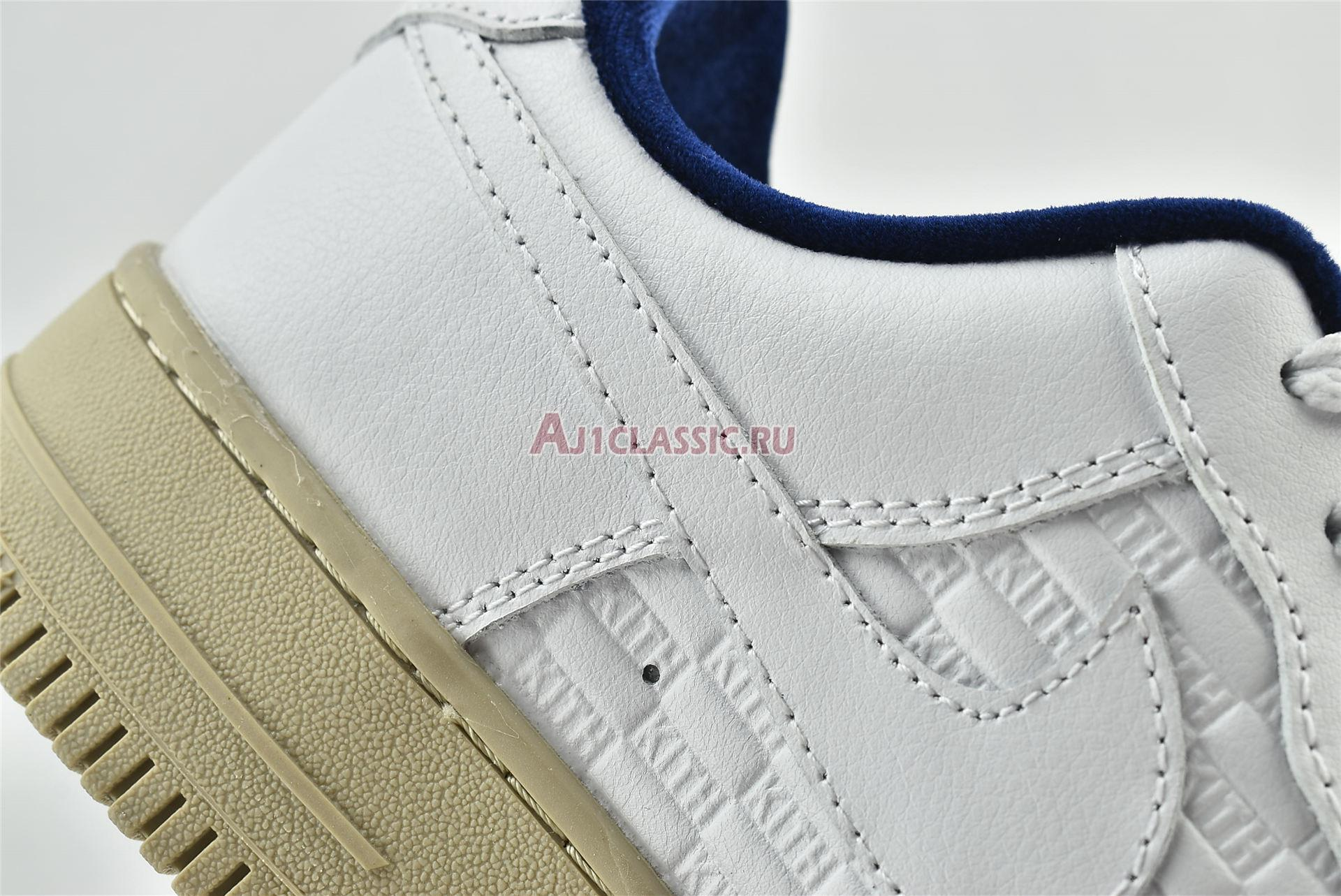 """Kith x Nike Air Force 1 Low """"France"""" CZ7927-100"""