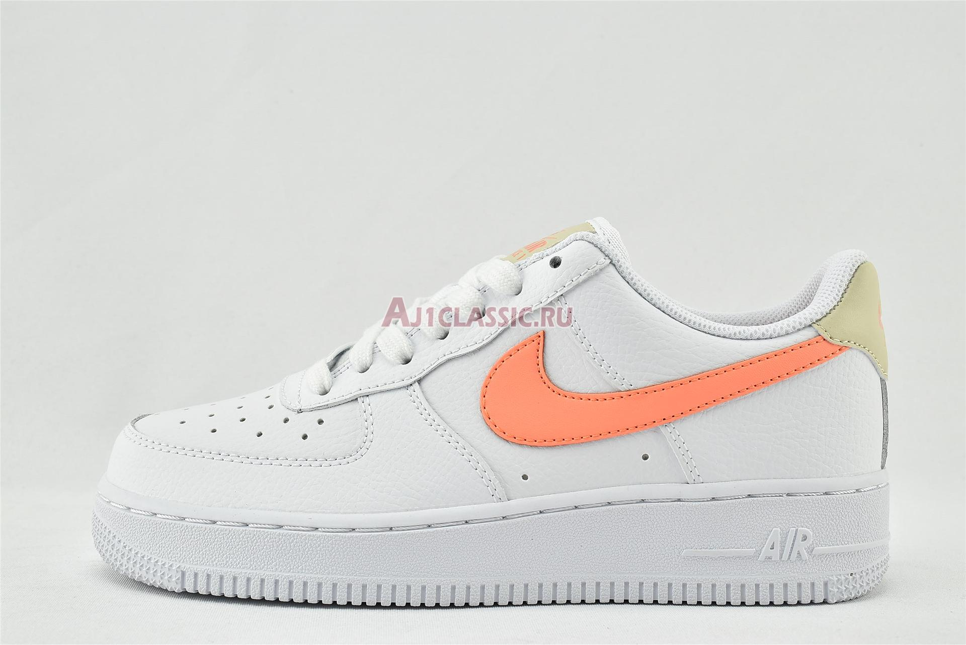 """Nike Air Force 1 Low 07 """"Atomic Pink"""" 315115-157"""