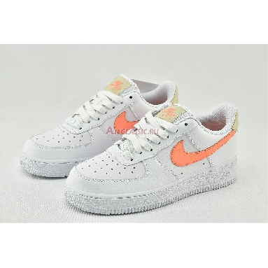 Nike Air Force 1 Low 07 Atomic Pink 315115-157 White/Fossil/White/Atomic Pink Sneakers