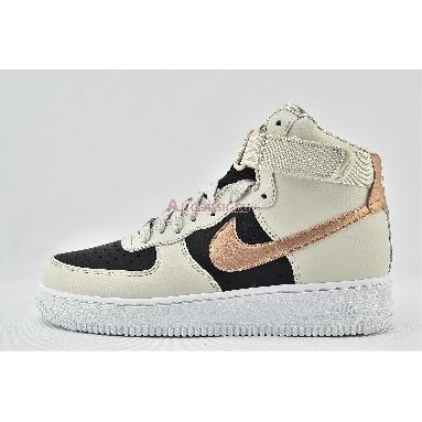 Nike Air Force 1 High Light Wood Brown DB5080-100 Light Orewood Brown/Metallic Red Bronze Sneakers