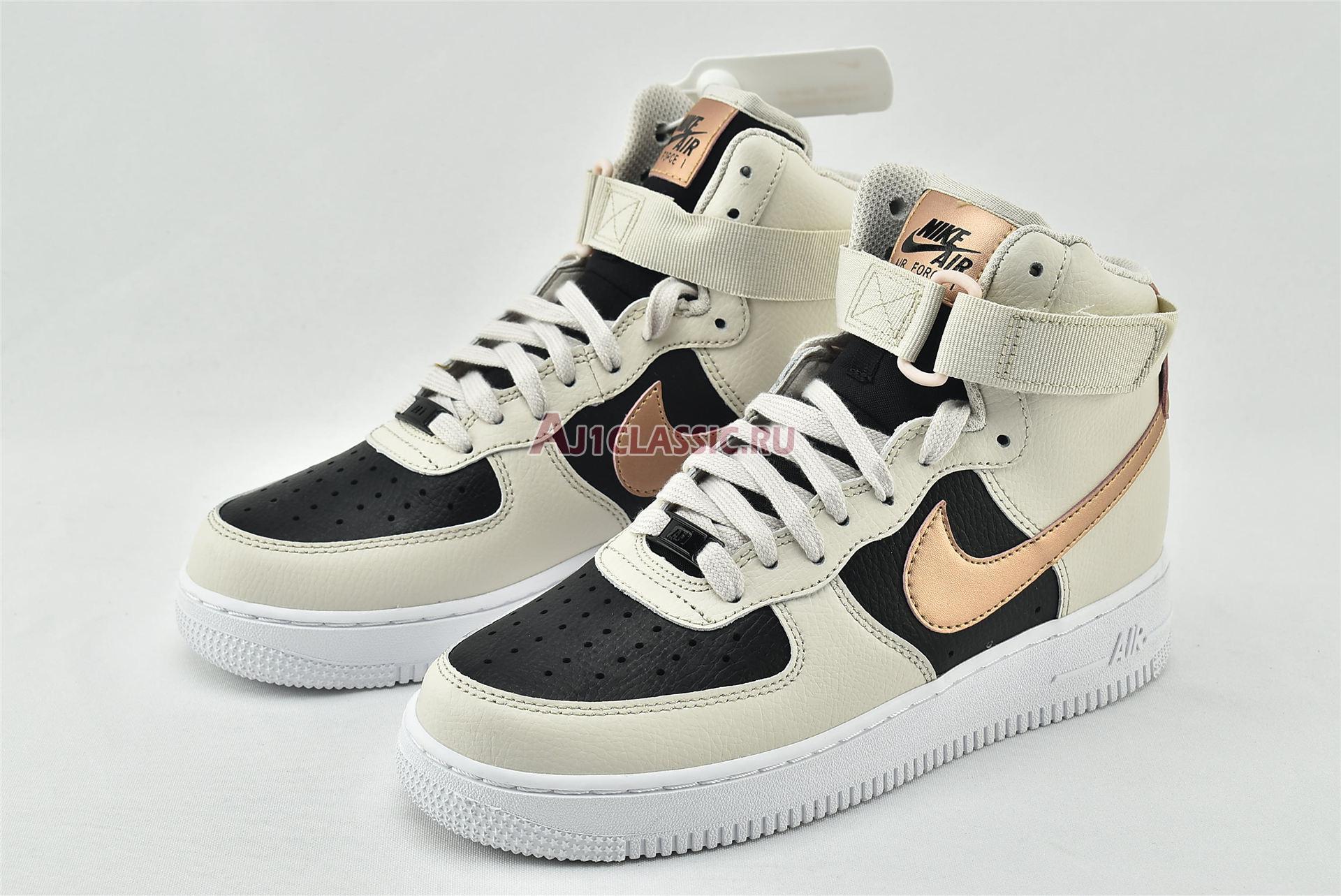 "Nike Air Force 1 High ""Light Wood Brown"" DB5080-100"