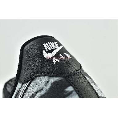 Nike Air Force 1 07 QS Black Skeleton BQ7541-001 Black/Black/Black Sneakers