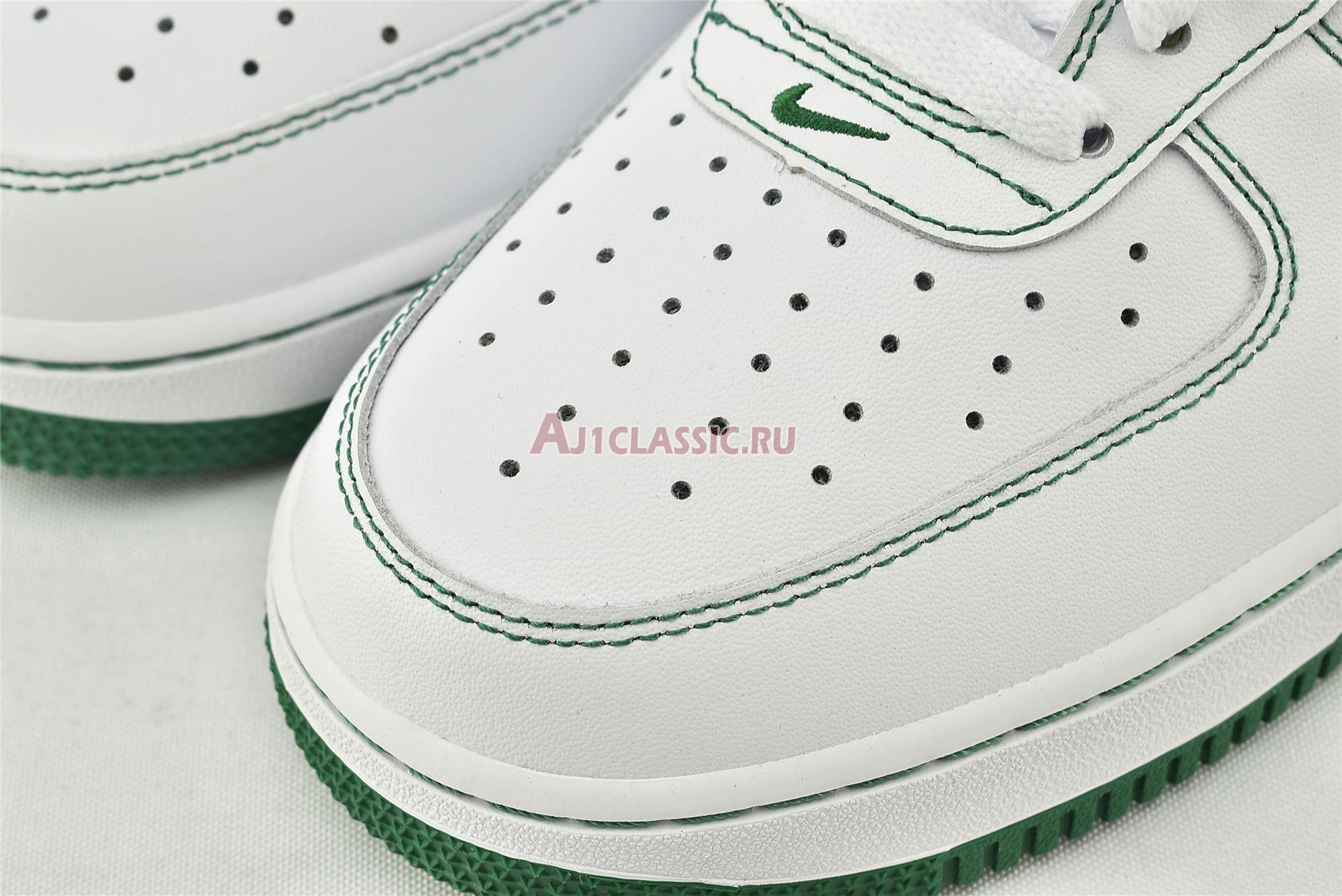 "Nike Air Force 1 07 ""Contrast Stitch - White Pine Green"" CV1724-103"
