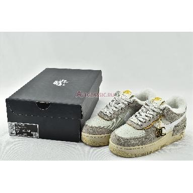 Nike Wmns Air Force 1 Shadow Wild DC5270-016 Enigma Stone/Oatmeal/Light Bone/White Sneakers