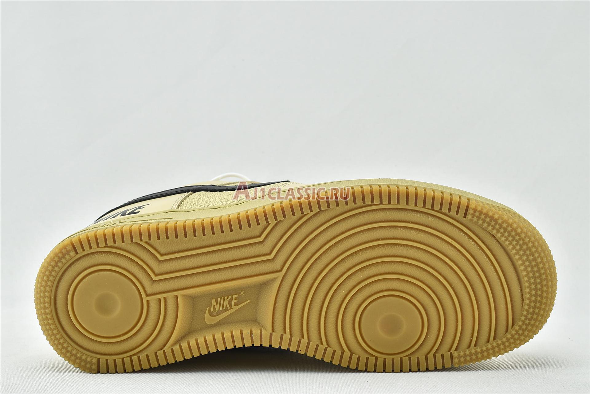 """Nike Air Force 1 Low LV8 Gore-Tex BG """"Gold"""" CQ4215-700"""