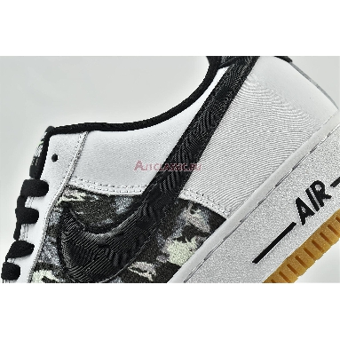 Nike Air Force 1 07 LV8 Pacific Northwest Camo CZ7891-100 White/Gum Light Brown/Sequoia/Black Sneakers