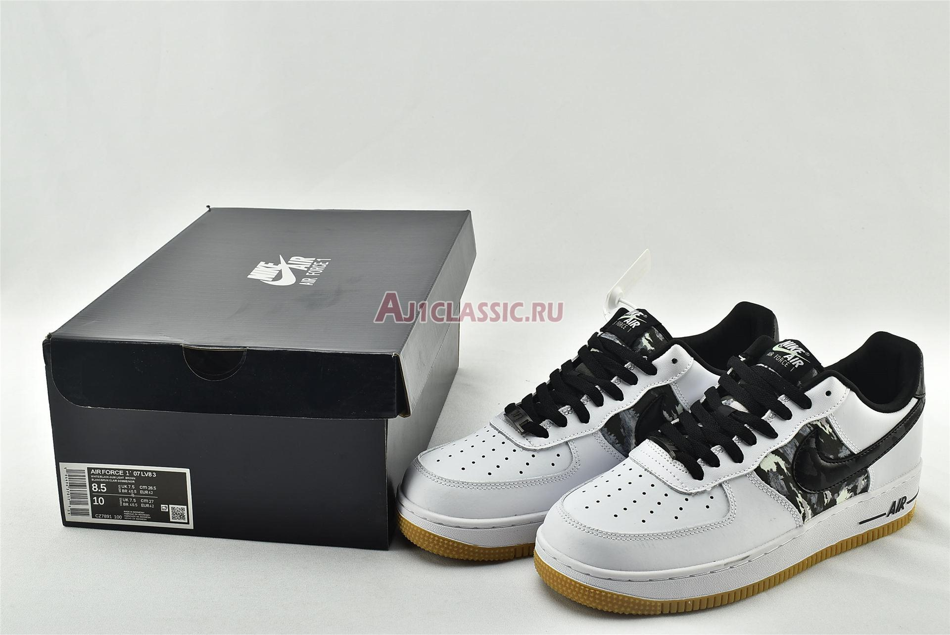 """Nike Air Force 1 07 LV8 """"Pacific Northwest Camo"""" CZ7891-100"""