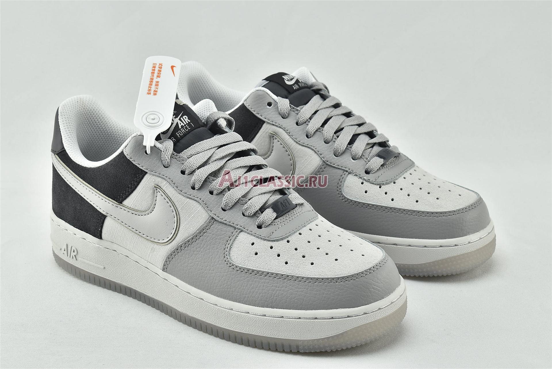 "Nike Air Force 1 Low 07 LV8 ""Triple Grey"" AO2425-001"