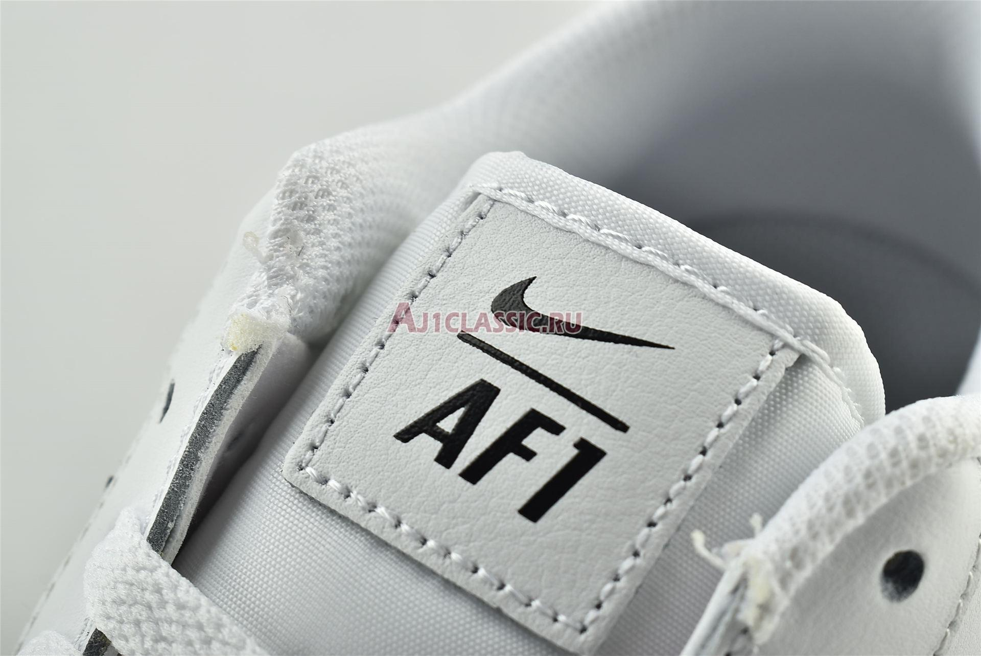 """Nike Air Force 1 Low """"White Iron Grey"""" DD7113-100"""