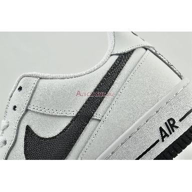 Nike Air Force 1 Low White Iron Grey DD7113-100 White/Iron Grey/Obsidian Sneakers