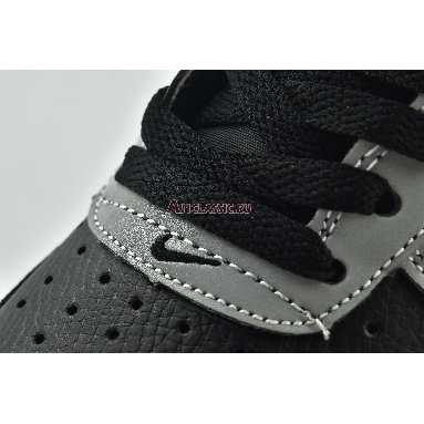 Nike Air Force 1 Low 3M Snake 2021 DJ6033-001 Black/Silver-White Sneakers