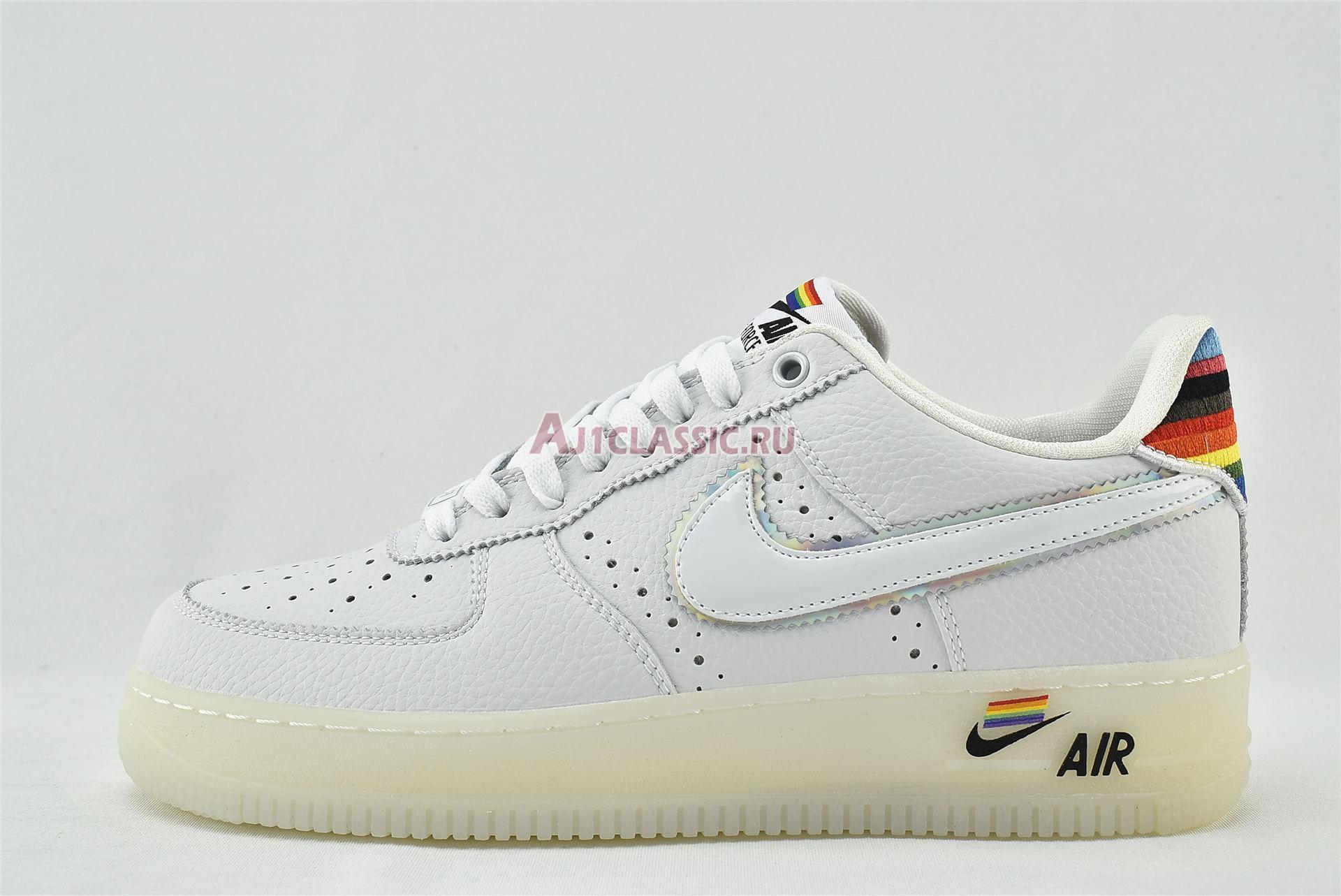 "Nike Air Force 1 Low ""BeTrue"" CV0258-100"