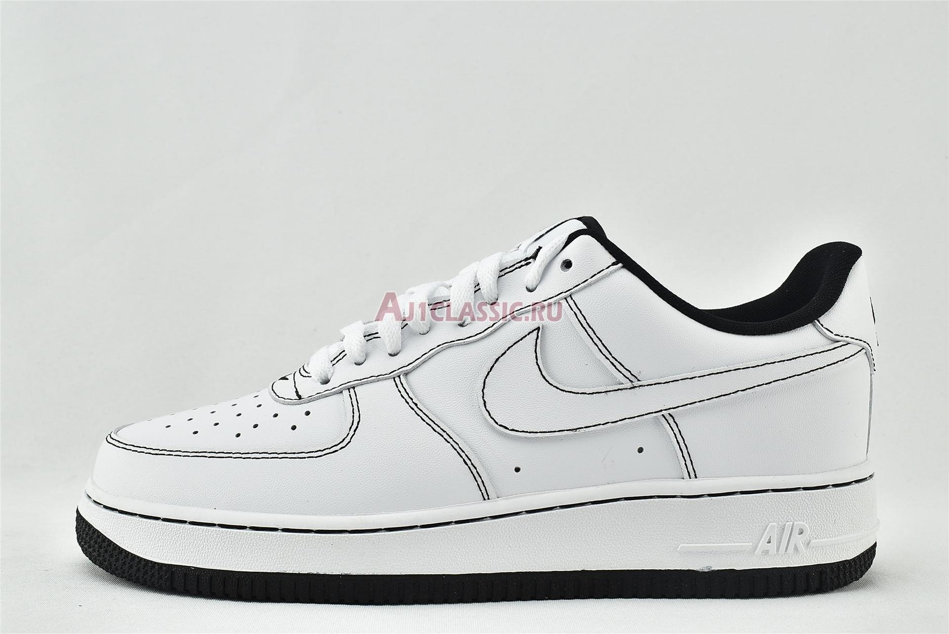 """Nike Air Force 1 Low 07 """"Contrast Stitch"""" CV1724-104"""