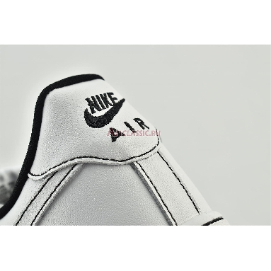 Nike Air Force 1 Low 07 Contrast Stitch CV1724-104 White/Black-White Sneakers