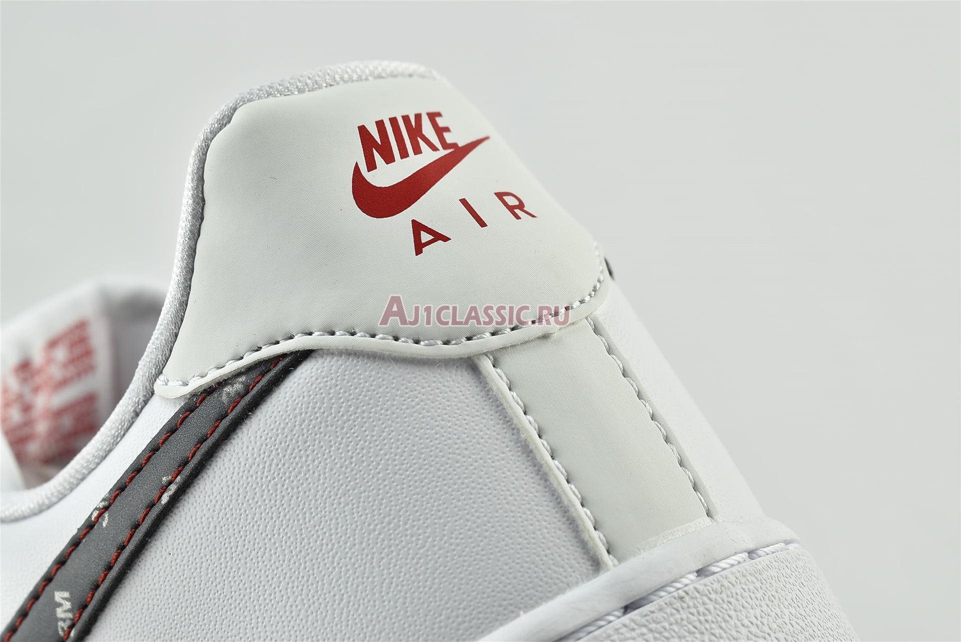 "Nike 3M x Air Force 1 07 ""White"" CT2296-100"