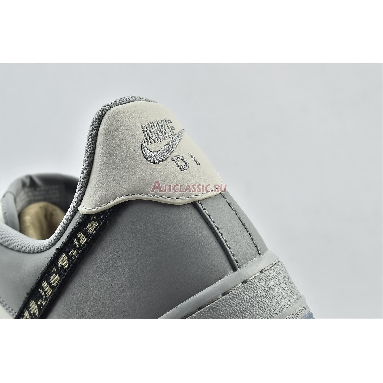 Dior x Nike Air Force 1 Low 1086682-4227 Wolf Grey/Sail/Photon Dust/White Sneakers