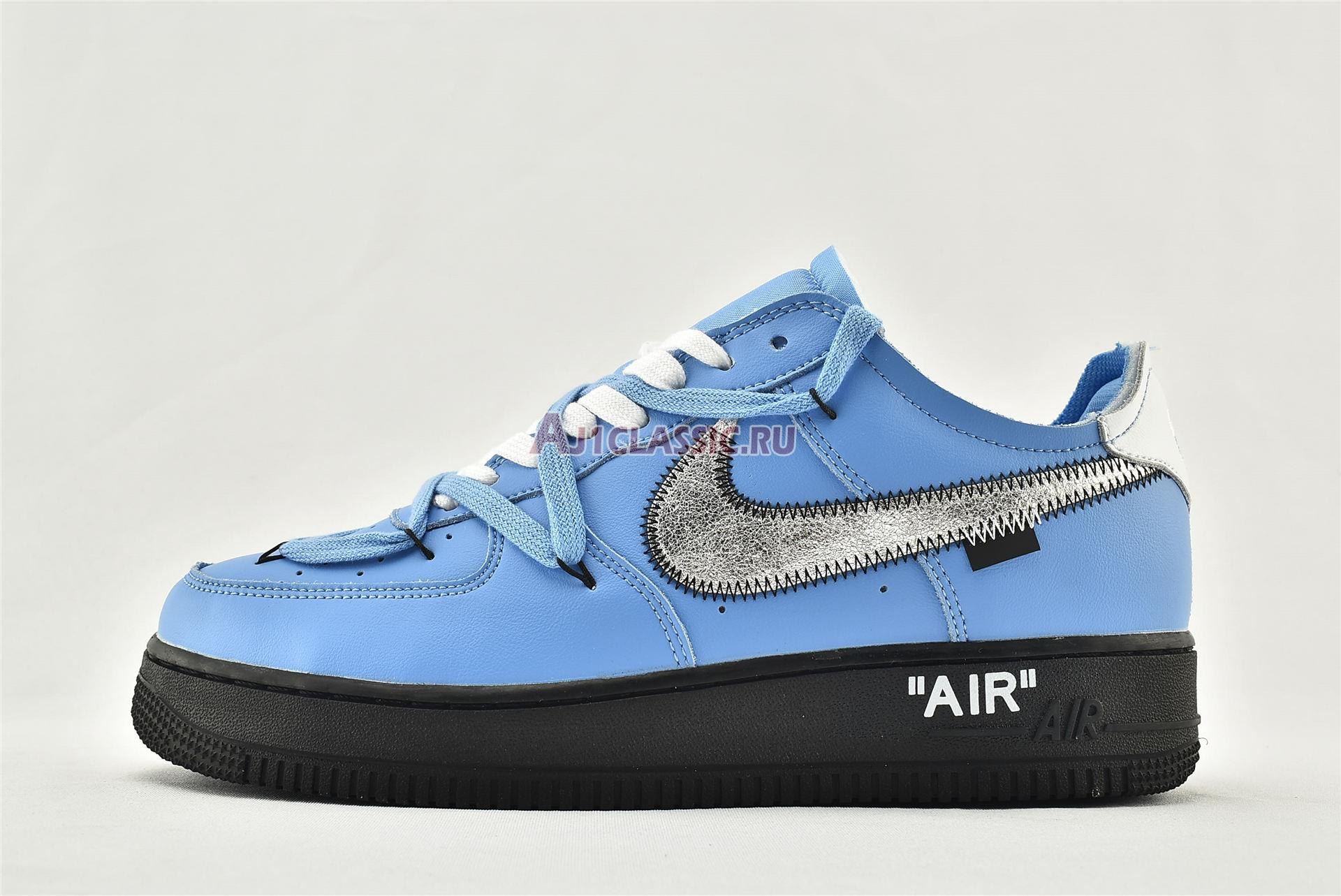 """Off-White x Nike Air Force 1 Low """"MCA"""" CK0866-401"""