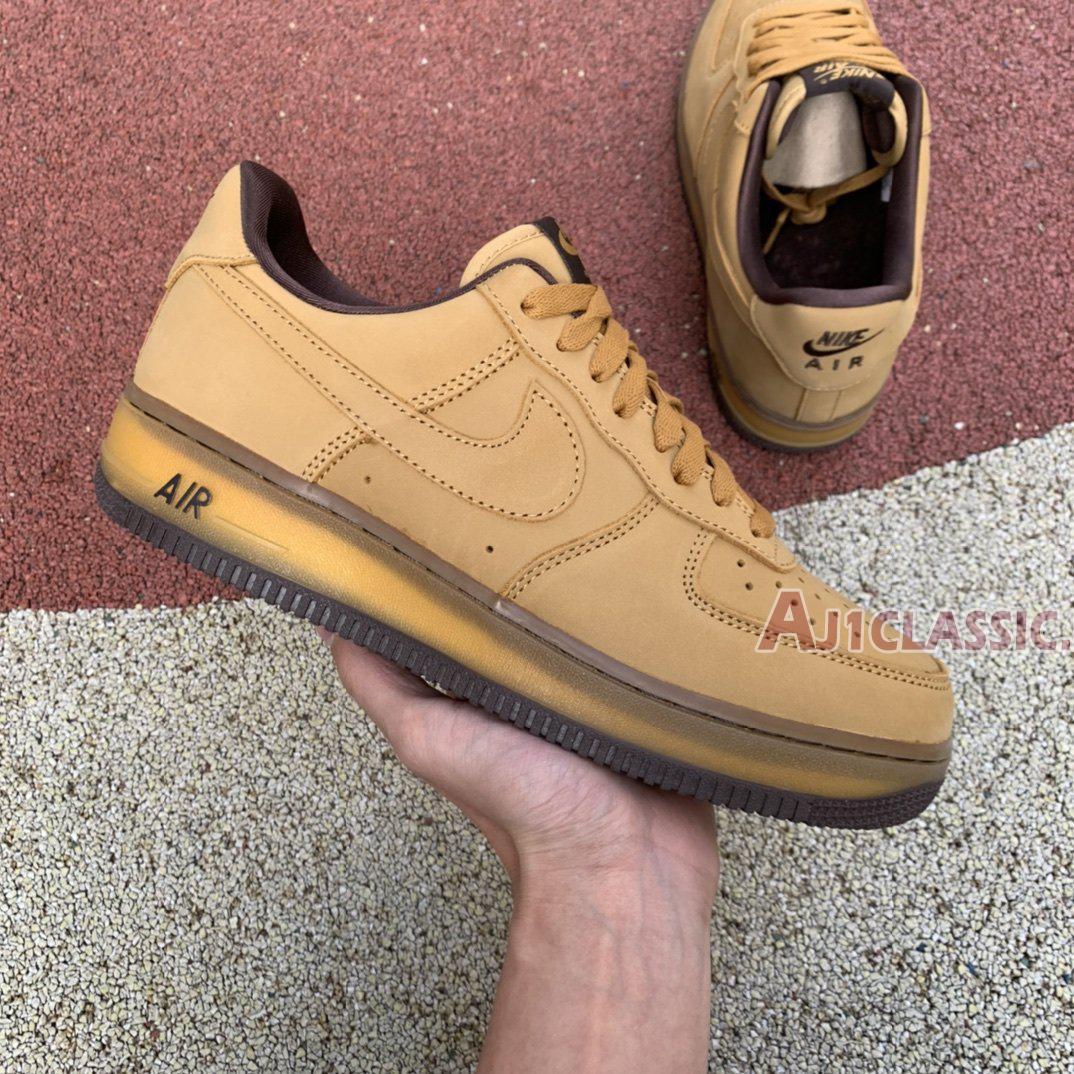 "Nike Air Force 1 Low ""Wheat Mocha"" DC7504-700"