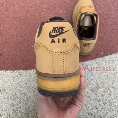 Nike Air Force 1 Low Wheat Mocha DC7504-700 Wheat/Wheat-Dark Mocha Sneakers