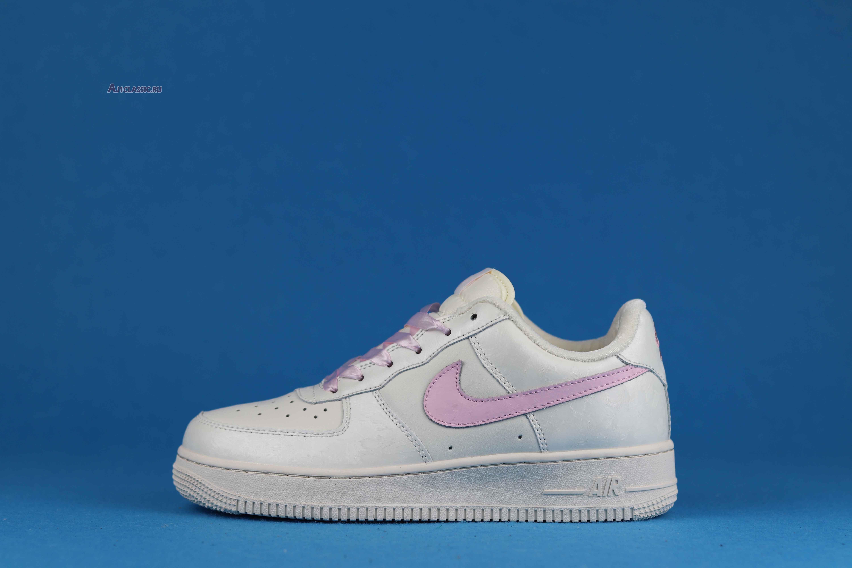 "Nike Air Force 1 GS ""Sail Arctic Pink"" 314219-130"