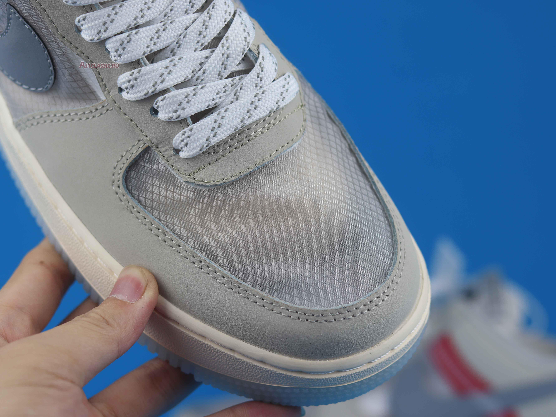"Nike Air Force 1 Low 07 Upstep ""Grey"" CT2253-100"