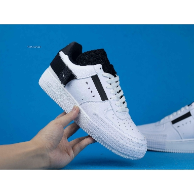 Nike Air Force 1 Type N.354 AT7859-101 White/Volt-Black-White Sneakers