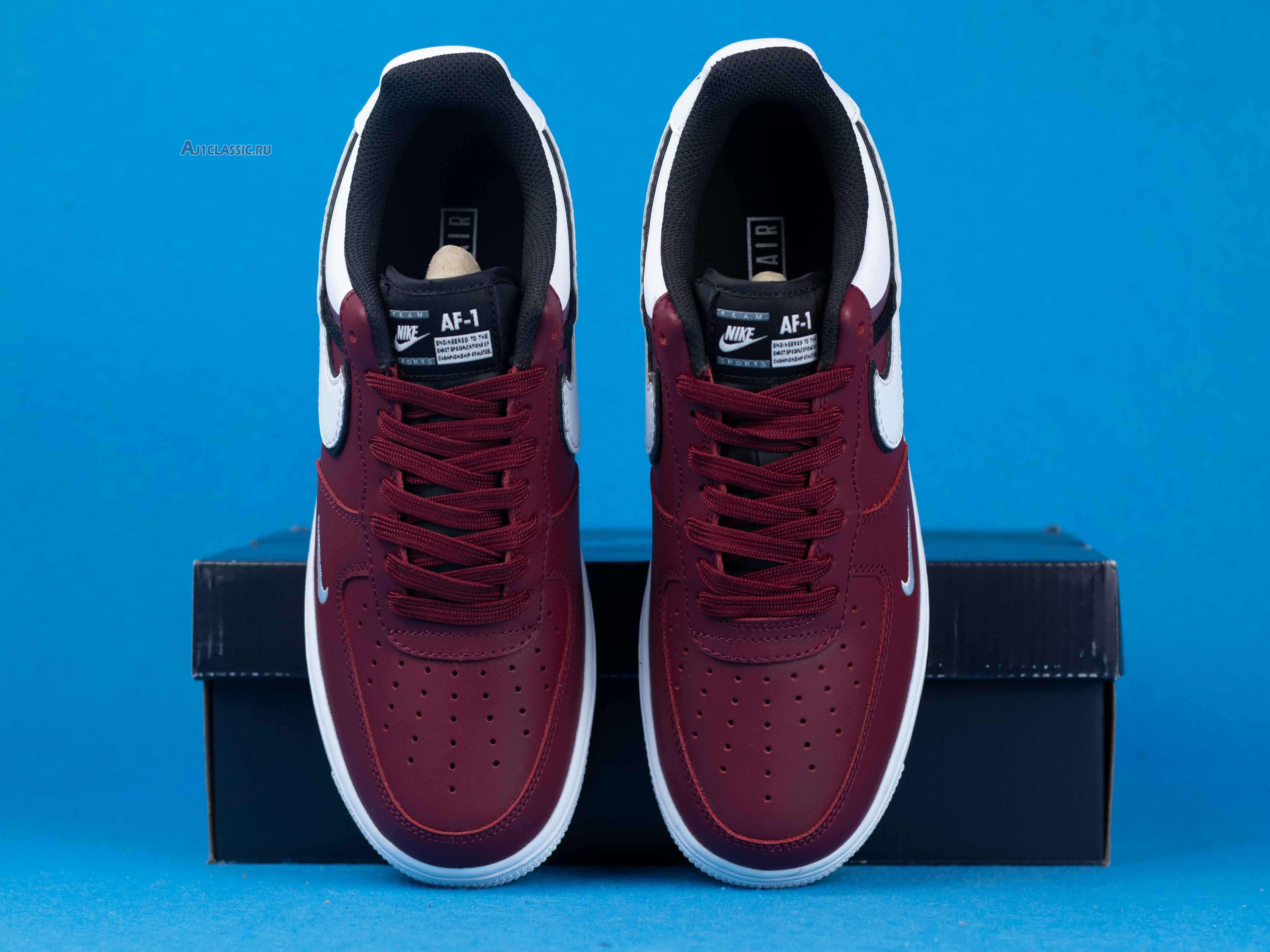 """Nike Air Force 1 07 LV8 """"Red"""" CI0061-600"""