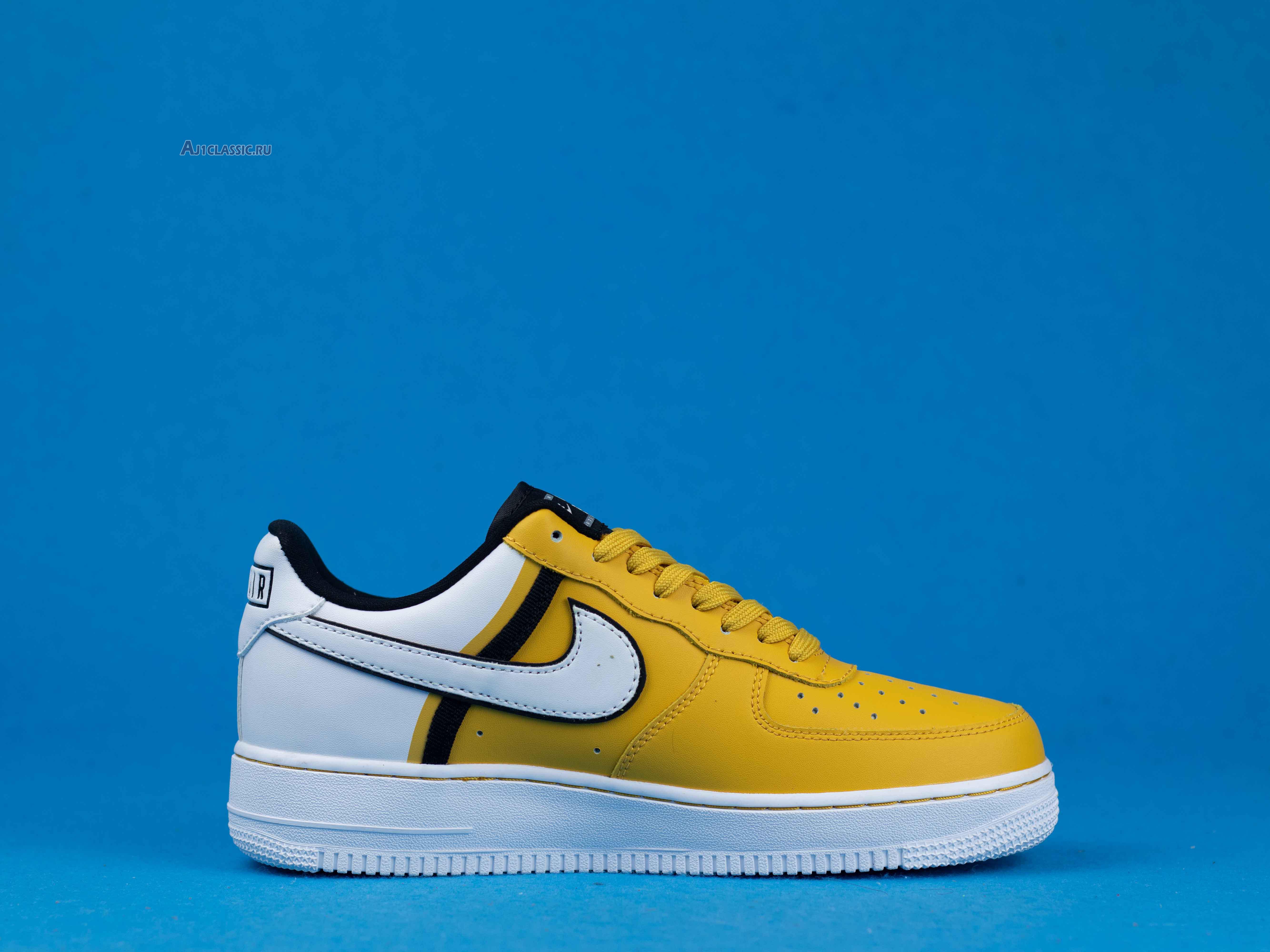 "Nike Air Force 1 07 LV8 ""Yellow"" CI0061-700"
