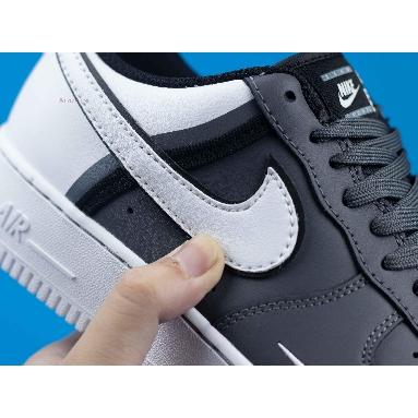 Nike Air Force 1 07 LV8 Grey CI0061-002 Grey/White/Black Sneakers