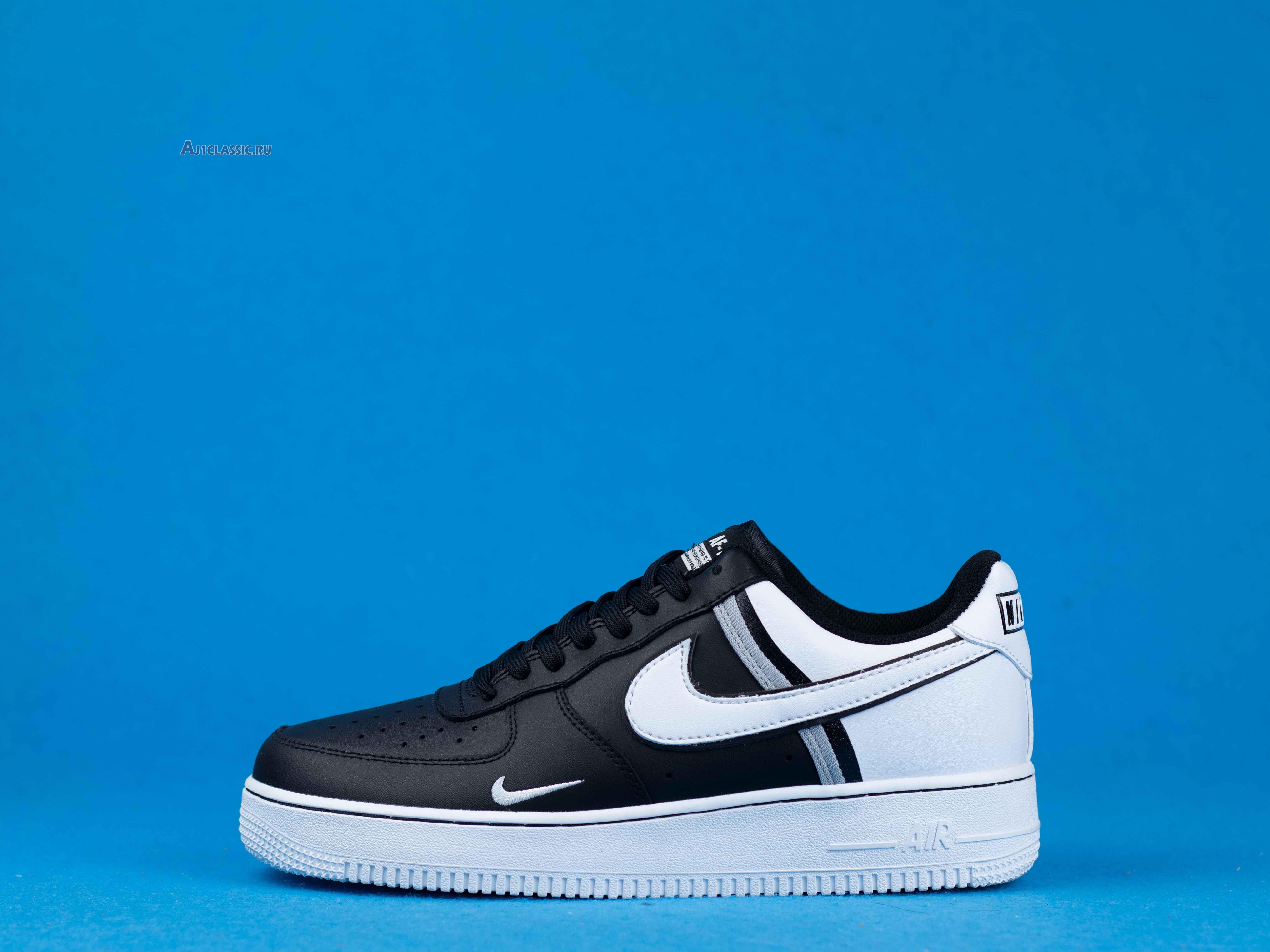 "Nike Air Force 1 07 LV8 ""Black"" CI0061-001"