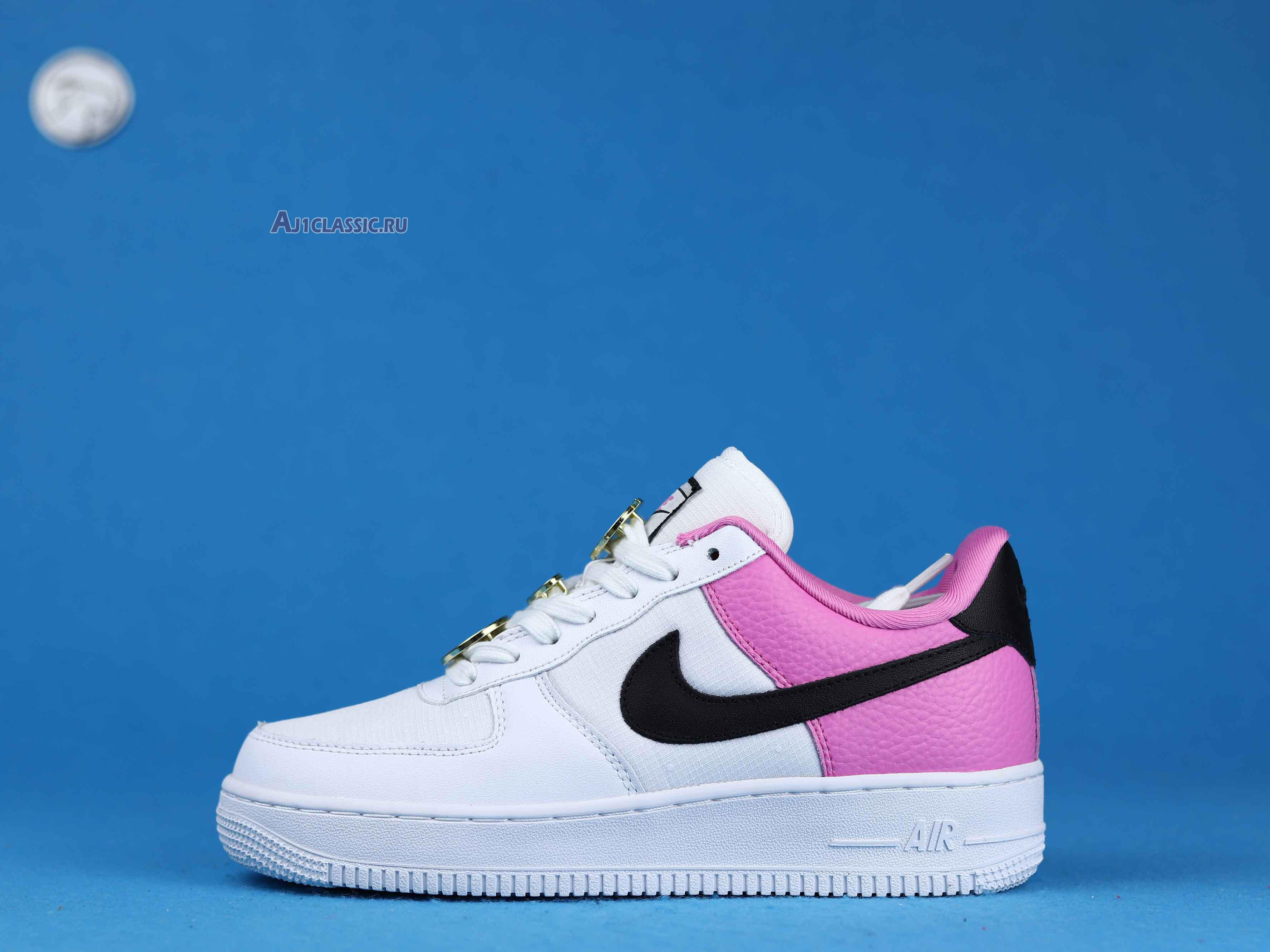 """Nike Wmns Air Force 1 Low SE """"Basketball Pins"""" AA0287-107"""