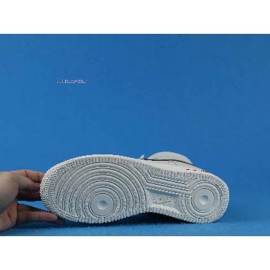 Nike Air Force 1 High 07 Yohood 808788-995 Rice White/Rice Blanc/Brown Sneakers