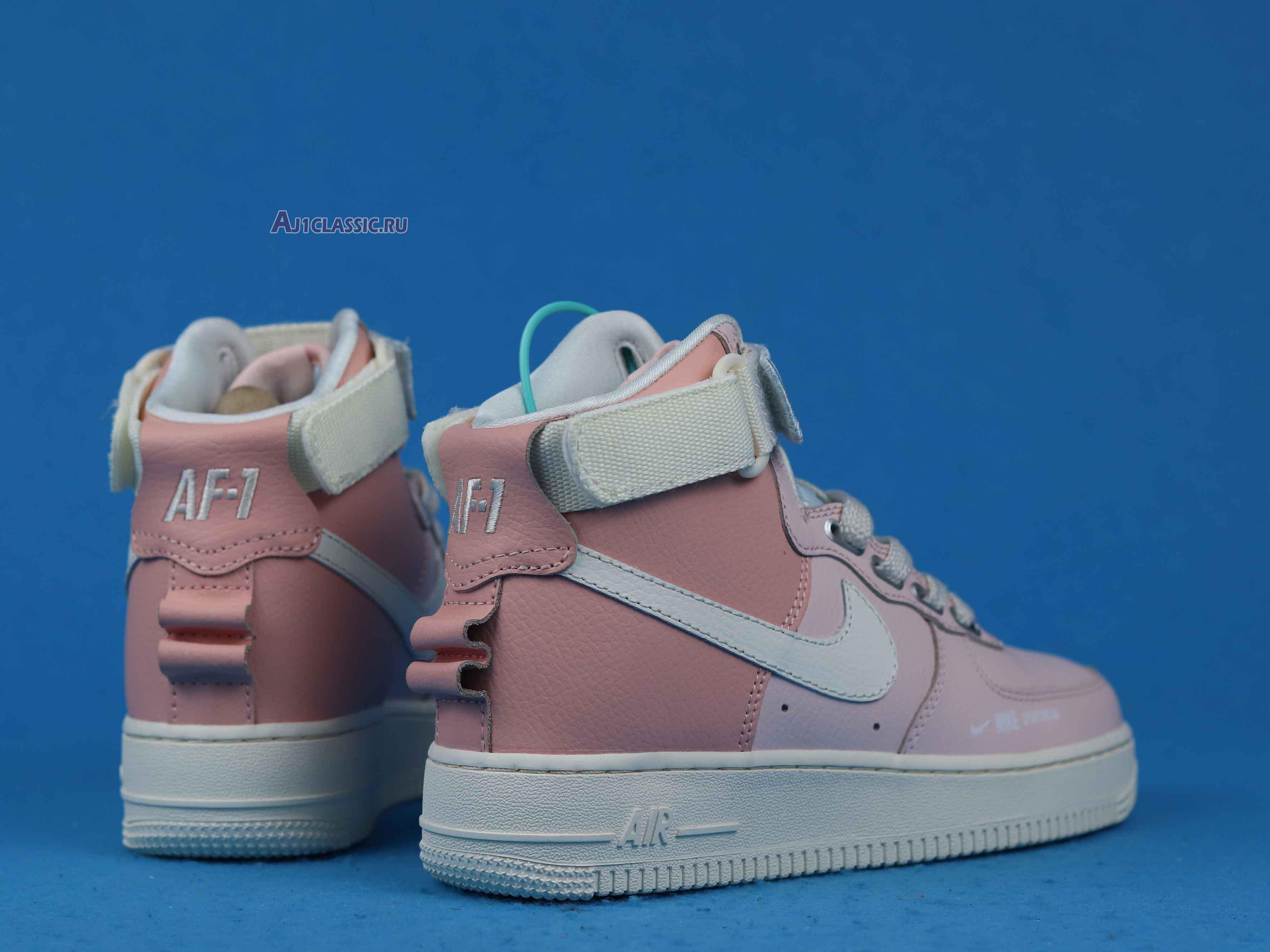"""Nike Wmns Air Force 1 High Utility """"Force is Female"""" CQ4810-621"""