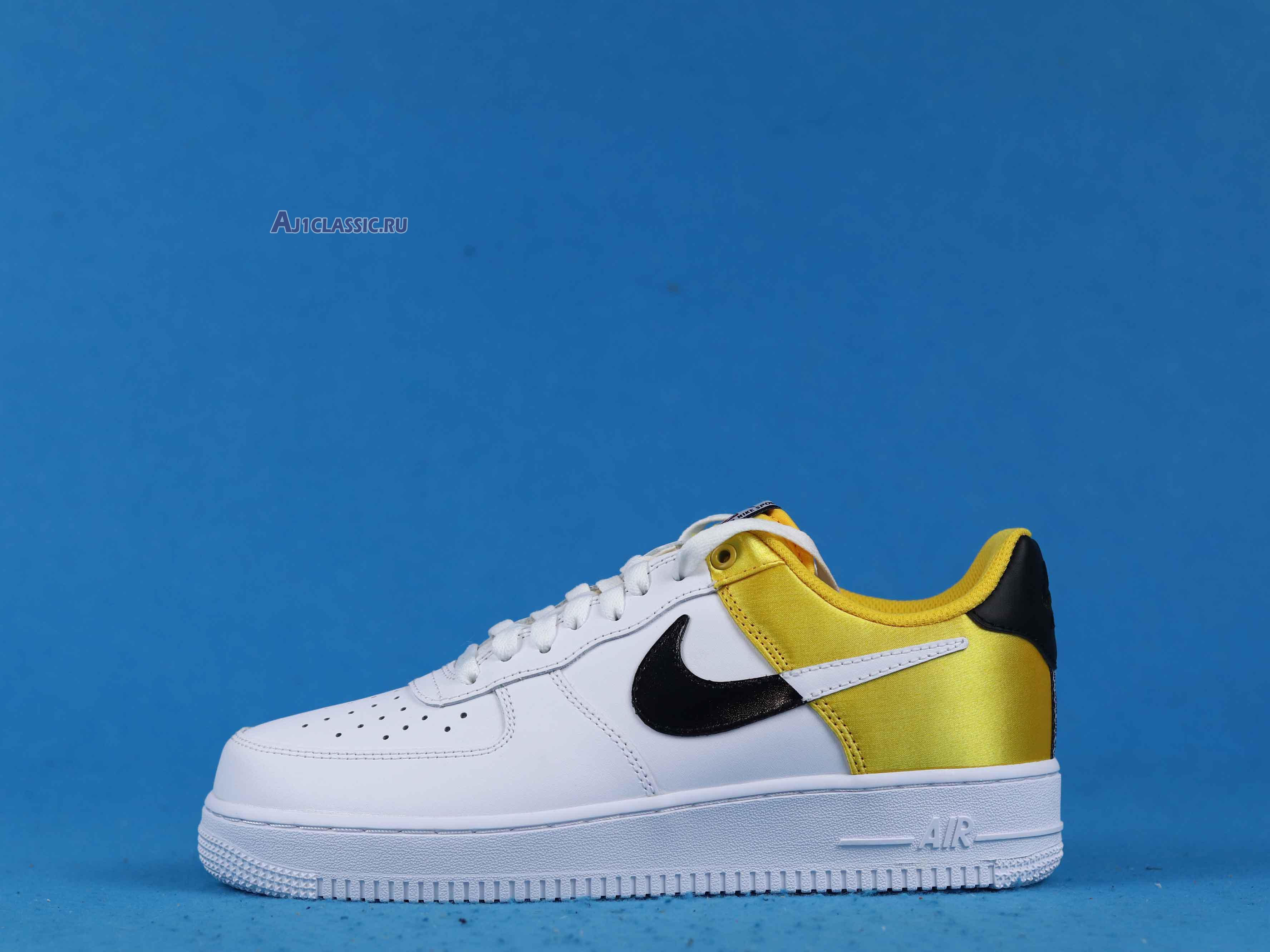"""Nike NBA x Air Force 1 07 LV8 """"Amarillo"""" BQ4420-700"""