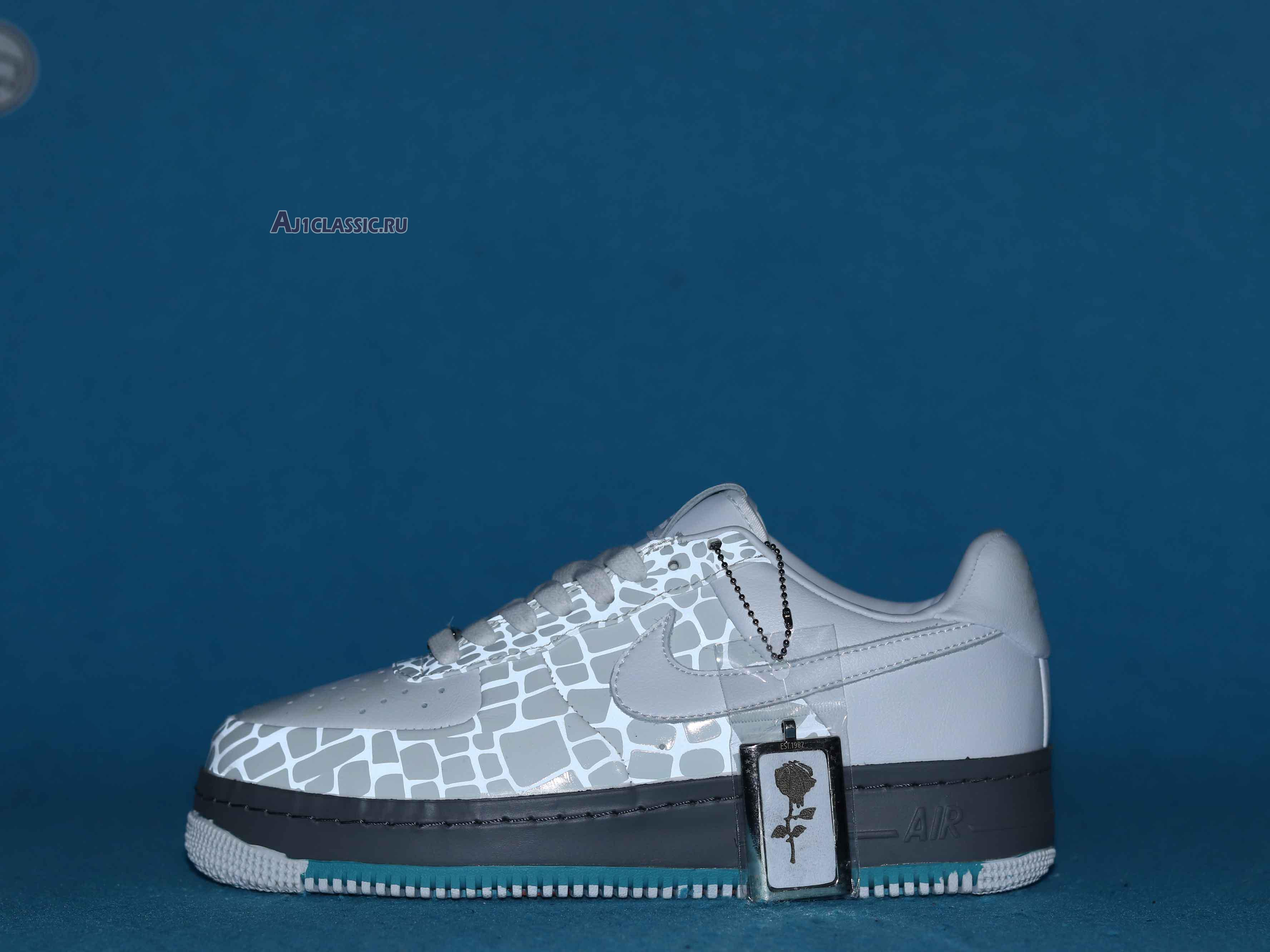 """Nike Air Force 1 Sprm Mco I/O 07 """"Rosies Dry Goods"""" 316077-111"""