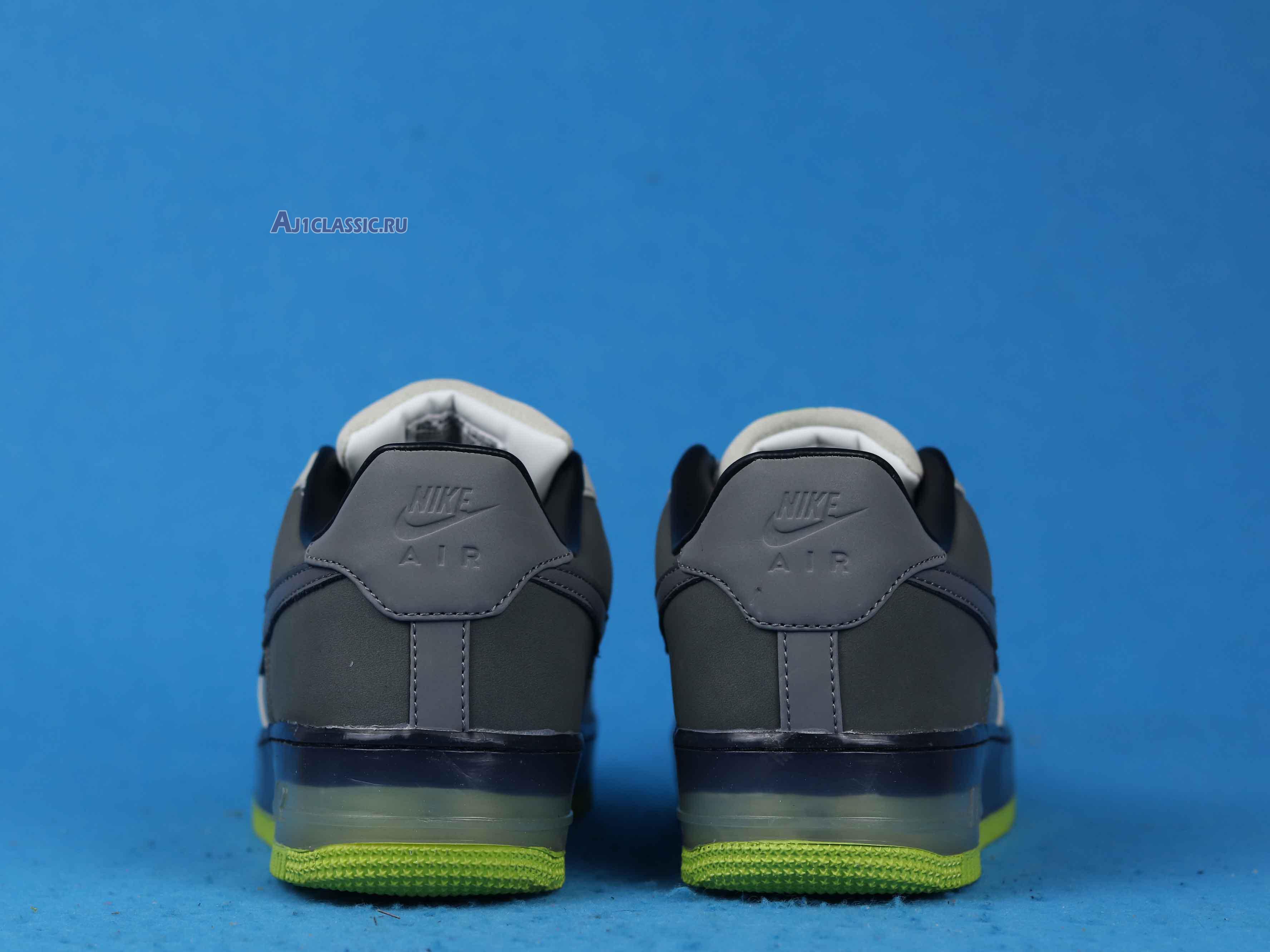 """Nike Air Force 1 Supreme Max Air """"Air Max 95"""" 318772-001"""