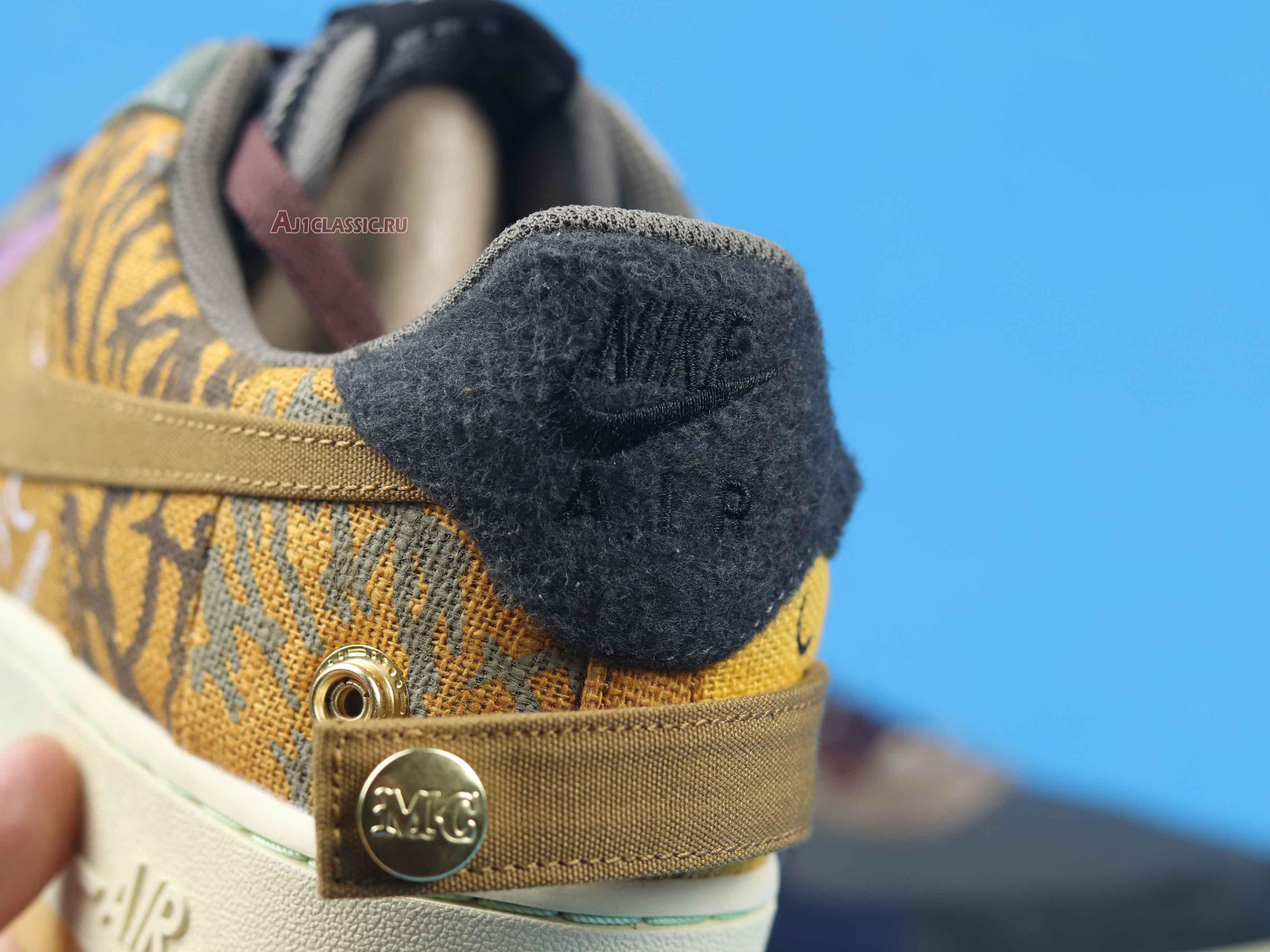 "Travis Scott x Nike Air Force 1 Low ""Cactus Jack"" CN2405-900"