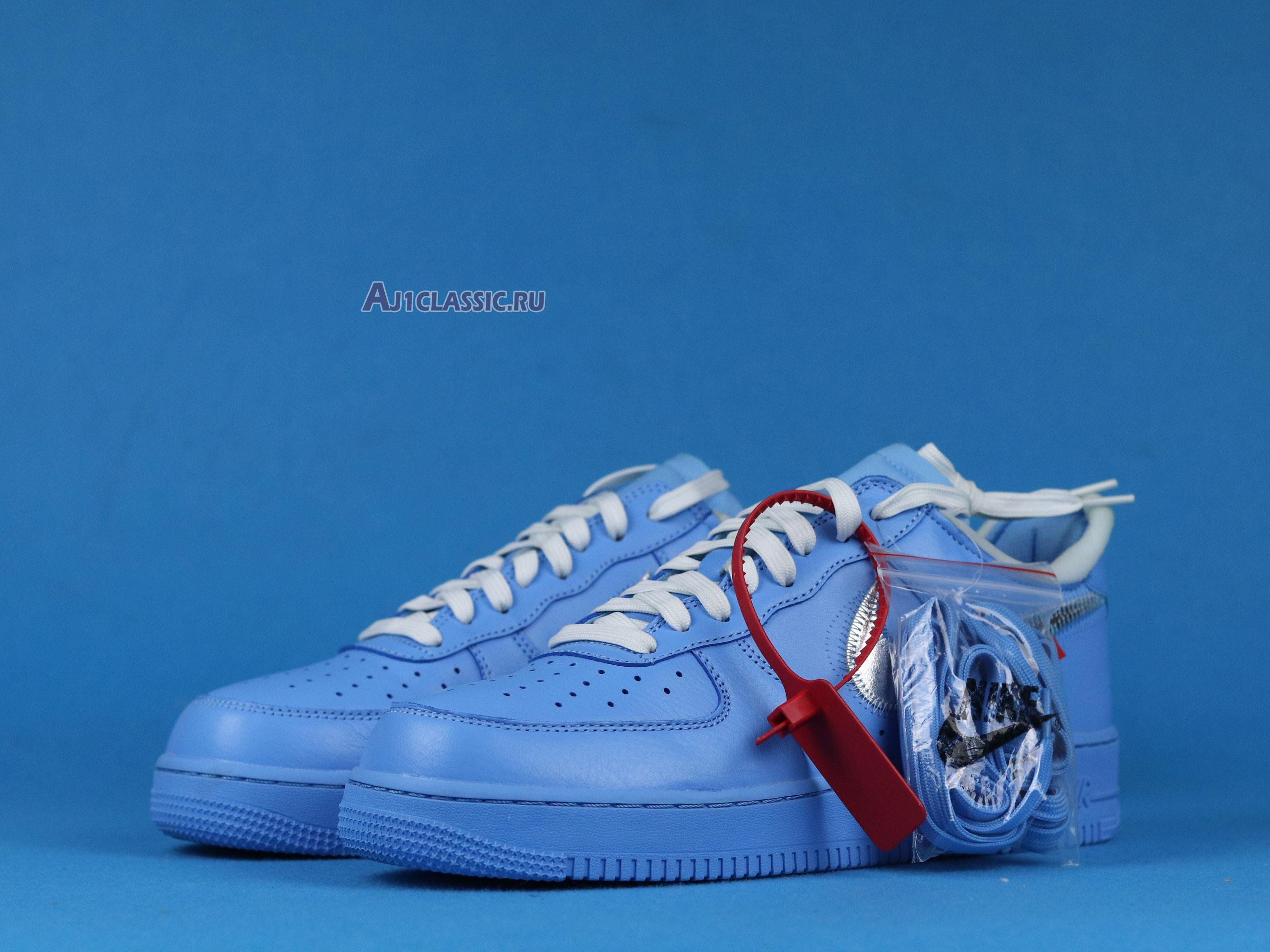"""Off-White x Nike Air Force 1 Low 07 """"MCA"""" CI1173-400"""