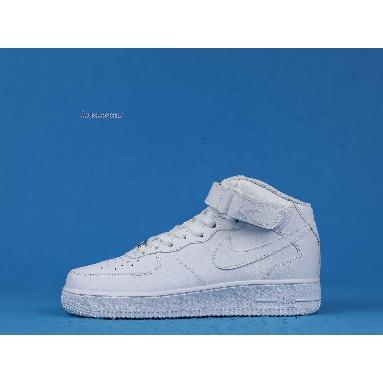 Nike Air Force 1 Mid 07 White 315123-111 White/White Sneakers