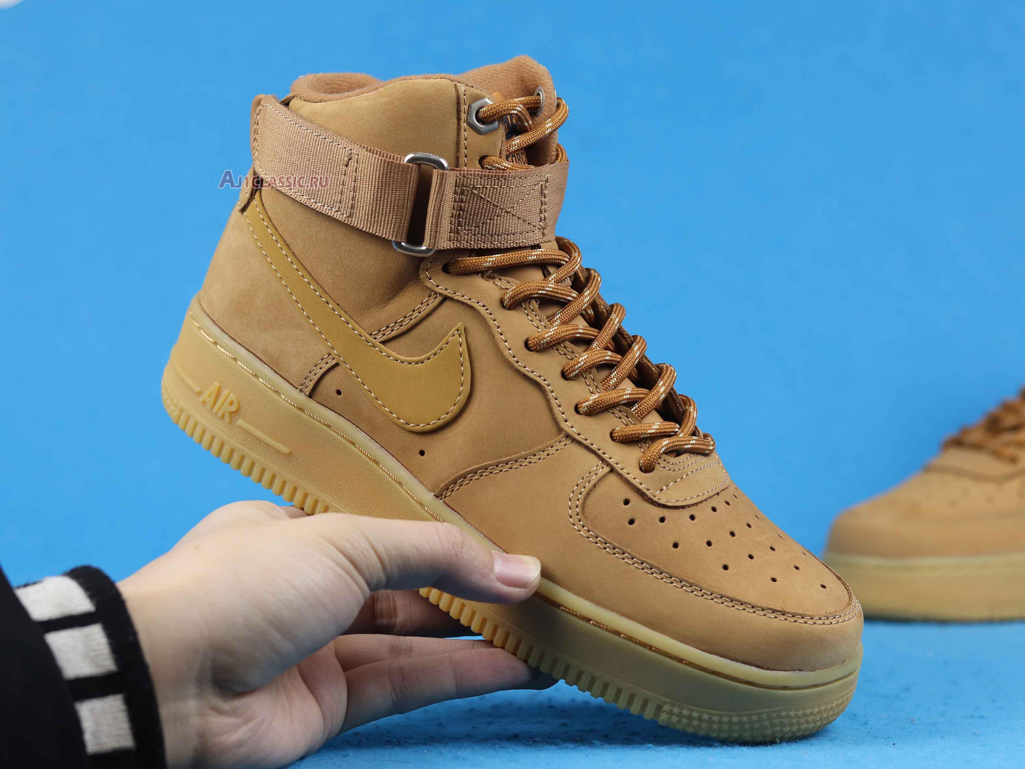 """Nike Air Force 1 High """"Flax"""" 2019 CJ9178-200"""