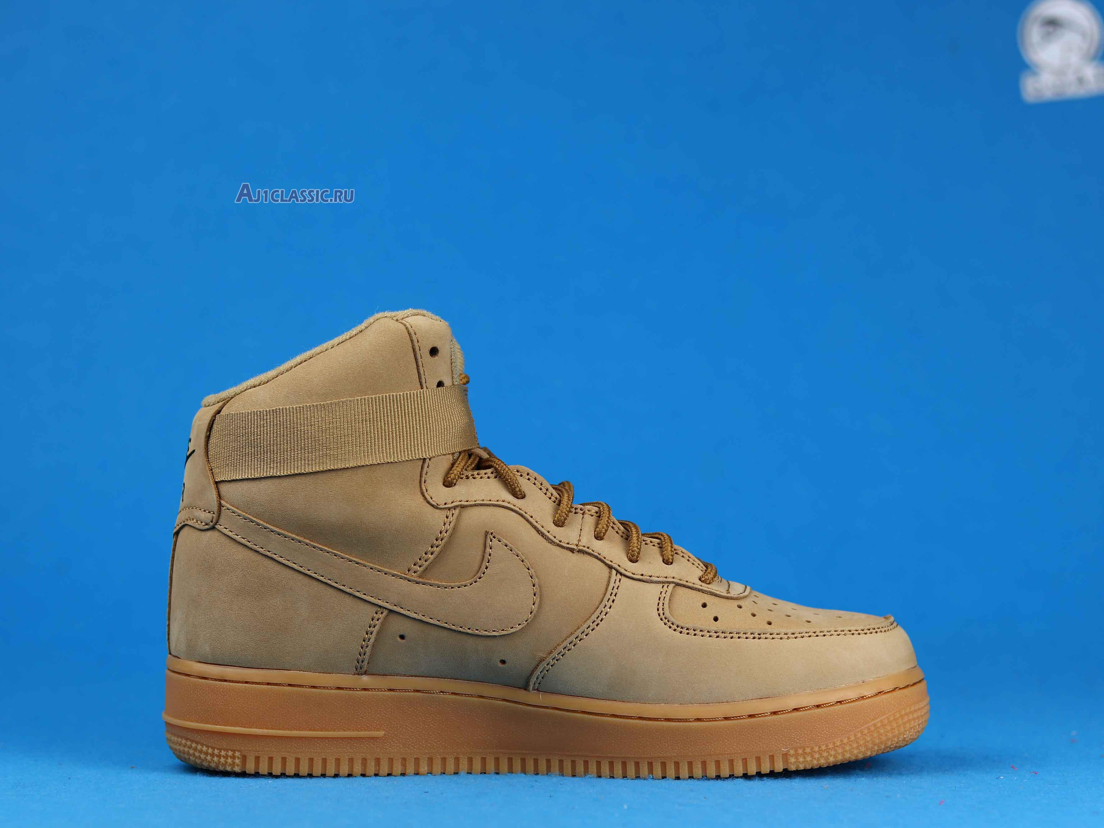 """Nike Air Force 1 High 07 LV8 WB """"Flax"""" 882096-200"""