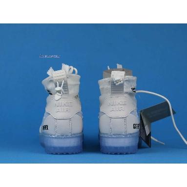 Gore-Tex x Nie Air Force 1 High WTR Phantom CQ7211-002 Phantom/Phantom/Black/Clear Sneakers