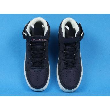 Nike Air Force 1 High 07 Demon Chameleon AT1118-600 Black/Purple/Green Sneakers