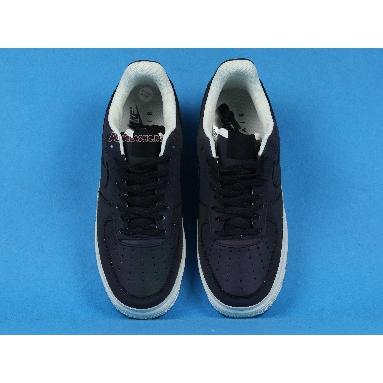 Nike Air Force 1 Low 07 Demon Chameleon AT4143-611 Black/Purple/Green Sneakers