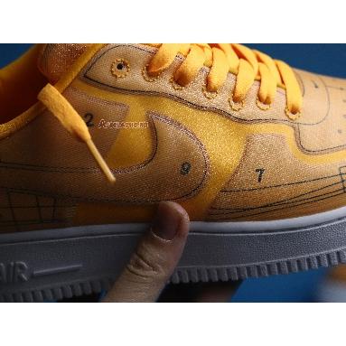 Nike Wmns Air Force 1 07 Low LX Laser Orange CI3445-800 Laser Orange/Summit White/Summit White Sneakers