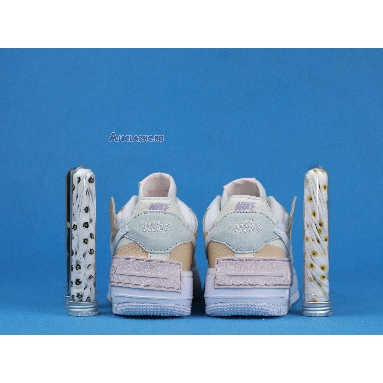 Nike Wmns Air Force 1 Low Shadow SE Spruce Aura CK3172-002 Spruce Aura/Sail/Black/White Sneakers